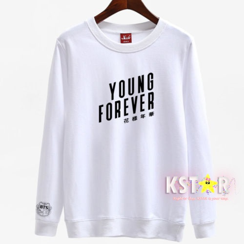 exceptional bts young forever outfits