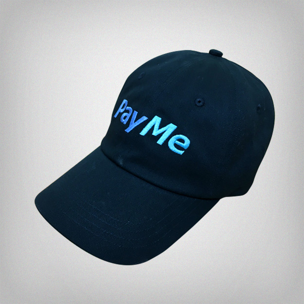 831cf7f13fd VAPORWAVE PAYPAL SPOOF PAYME BASEBALL CAP IN BLACK · soldrelax ...
