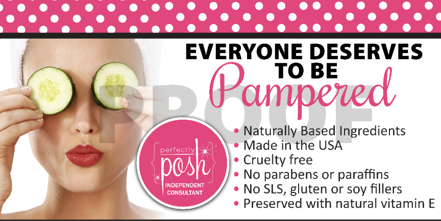 Perfectly Posh Everyone Horizontal Vinyl Banner Kz Creative Services Online Store Powered By Storenvy