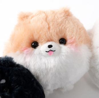Fuwa Mofu Pometan Pomeranian Plush Standard Kawaii Plushy