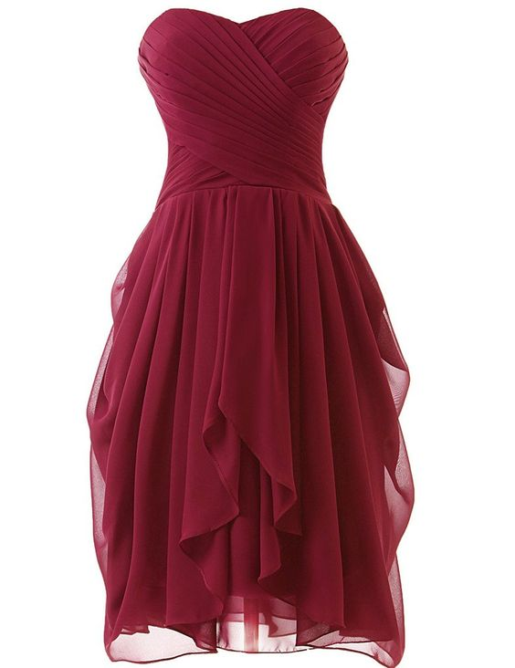 Short Puffy Homecoming Dresses 2015