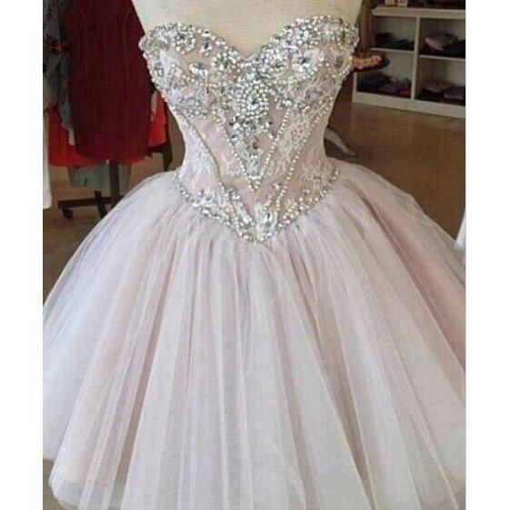 7e89bd9c40 Homecoming Dress Sweetheart Neckline Short Prom Dress pst0879 on ...