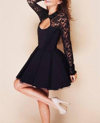 Cute sexy prom dresses short
