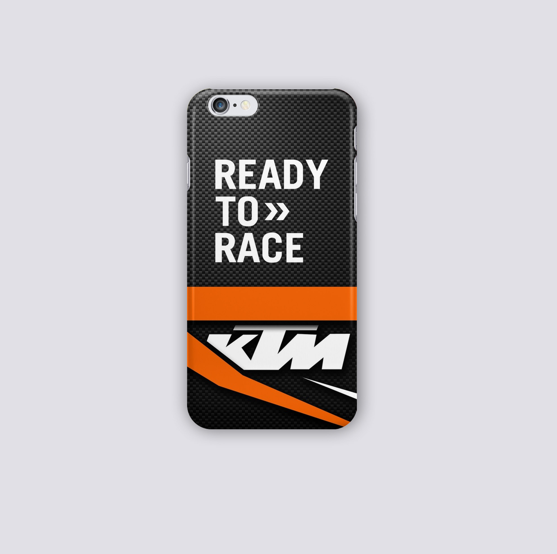 Ktm ready to race