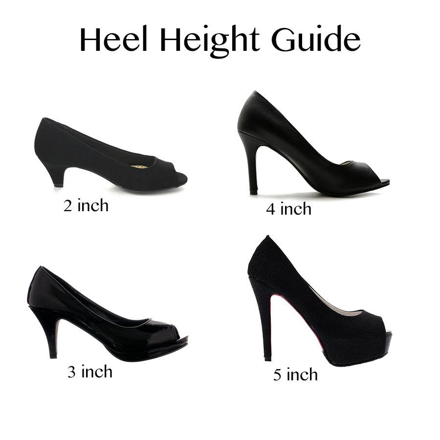 0b6e7c01e0b Royal Blue Glitter High Heels - Blue Open Toe Pumps - Peep Toe ...
