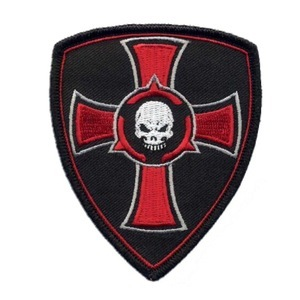 crusader patch american infidel online store powered by storenvy. Black Bedroom Furniture Sets. Home Design Ideas