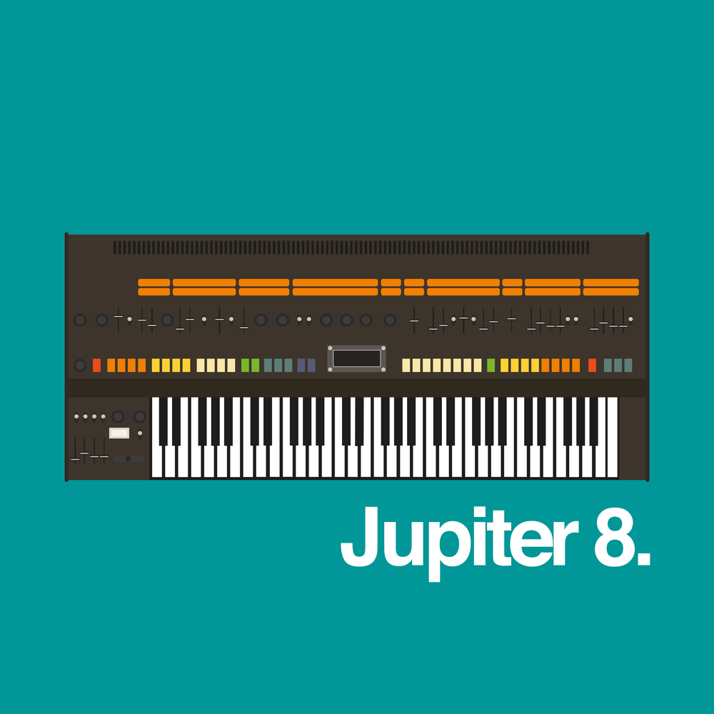 Jupiter 8 from Sons of Wolves