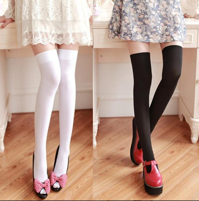 819b2d468d4 Japanese lolita cosplay student uniform stockings on Storenvy