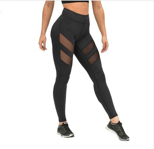 Women Harajuku Mesh Splice Slim Black Sport Leggings Running Legging Gym Leggings 173 Yourfashionsandcute Online Store Powered By Storenvy