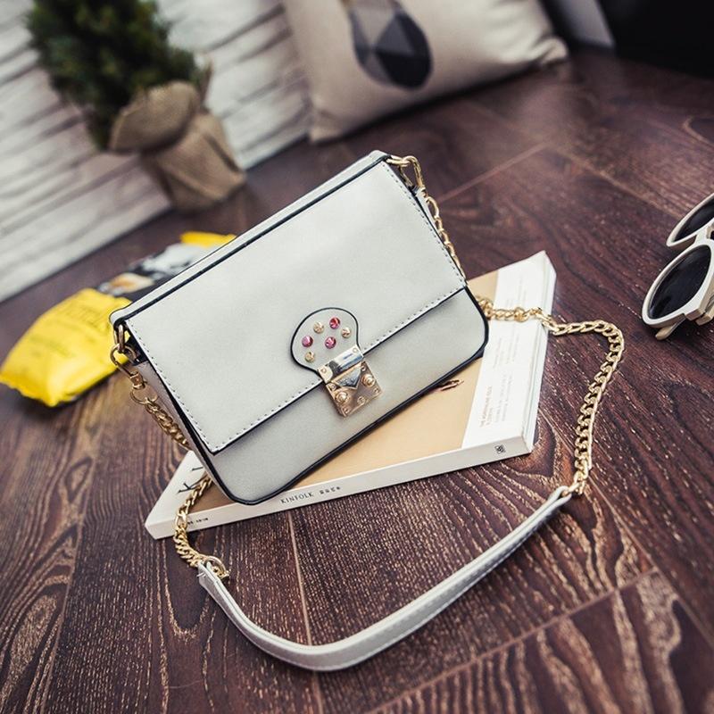 e60dfb00ff ... New Small Package Explosion Trend Bag Korean Mini Fashion Shoulder Bag  Handbag - Thumbnail 4