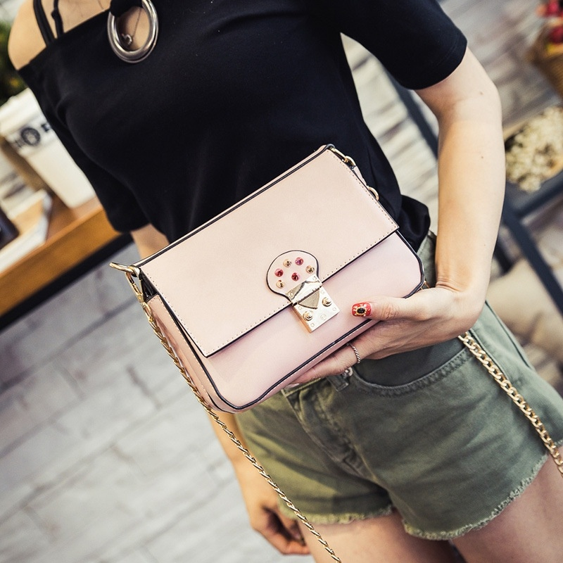 ebc0dd3d9a New Small Package Explosion Trend Bag Korean Mini Fashion Shoulder Bag  Handbag