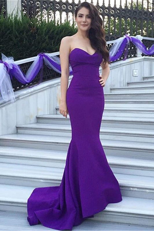 Mermaid Prom Dress Prom Dresses Evening Party Gown Formal Wear on ...