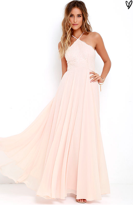 Beautiful Prom Dresses Long Prom Dress Pink Prom Dress