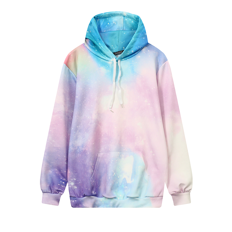 51c221c7ed969 Galaxy stars hoodie pastel