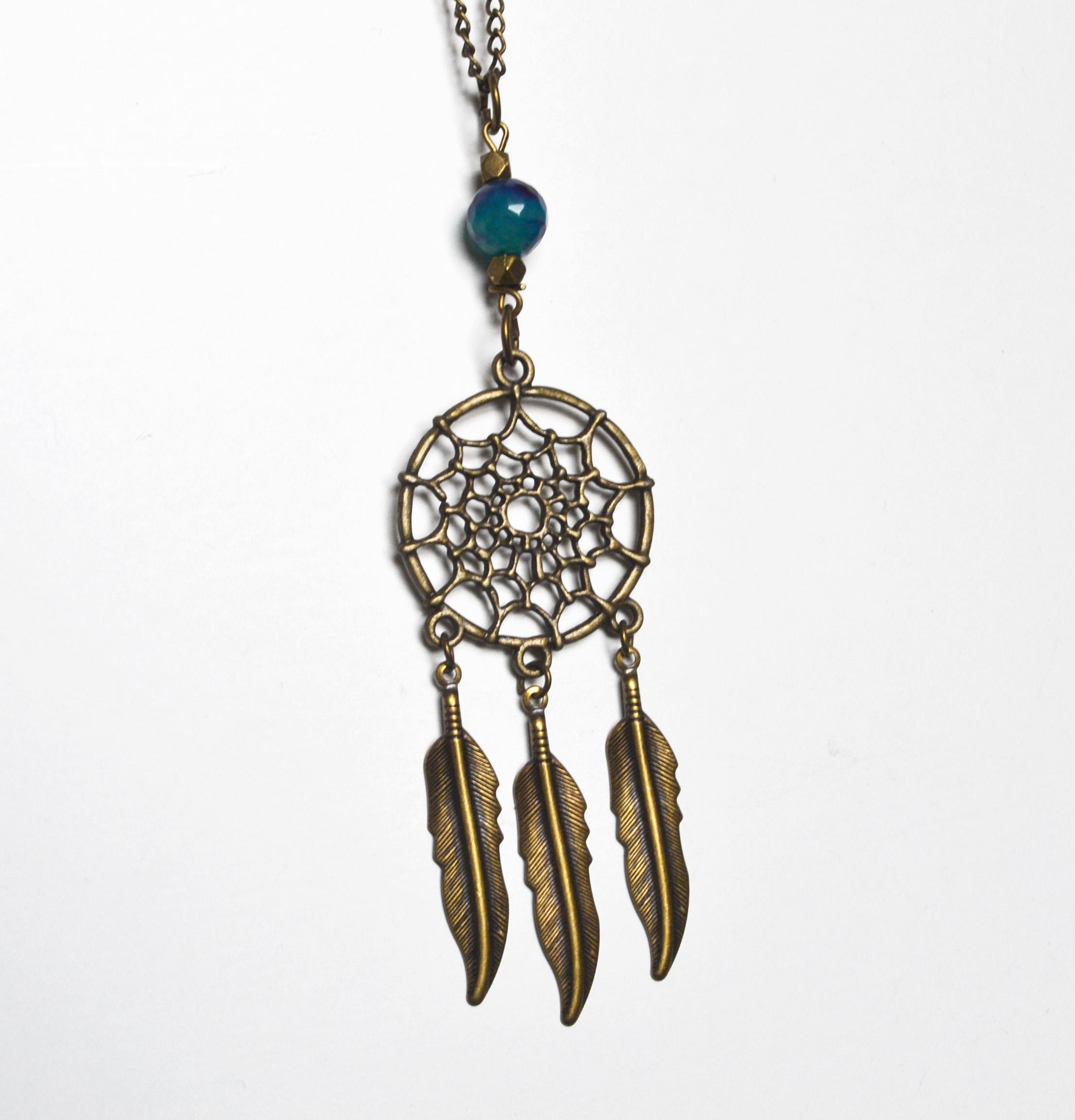 Dreamcatcher Necklace, Dreamcatecher, Dream, Christmas Gifts Girls ...