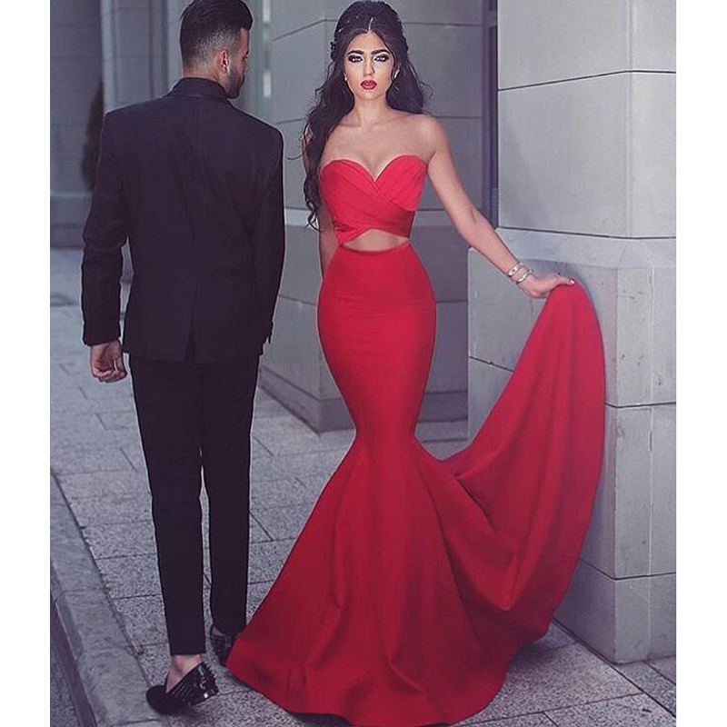 2d7dff61fef Red prom dress
