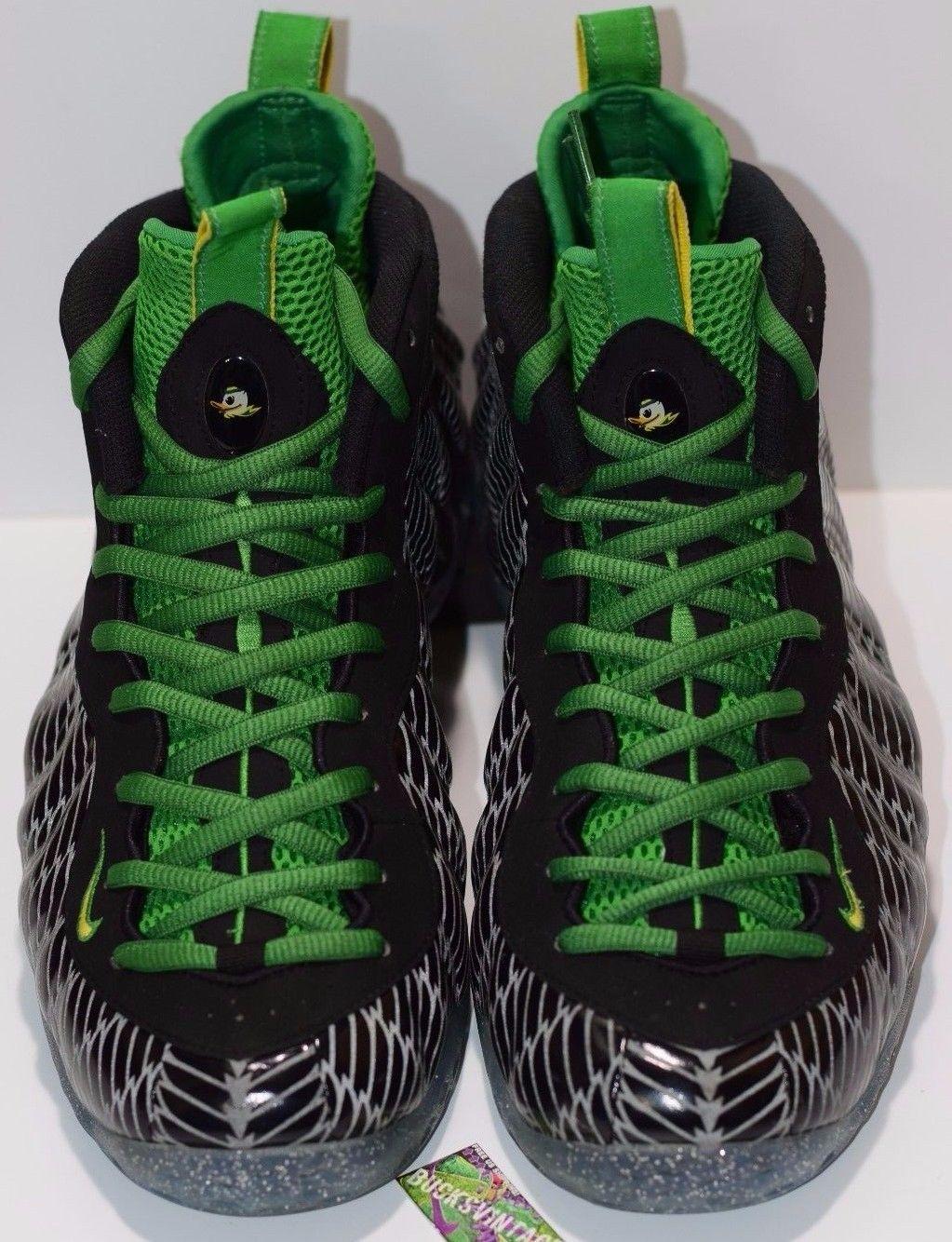 brand new e2afd 23ed2 Size 13   2013 Nike Air Foamposite Penny One Oregon Ducks UO QS PE ...