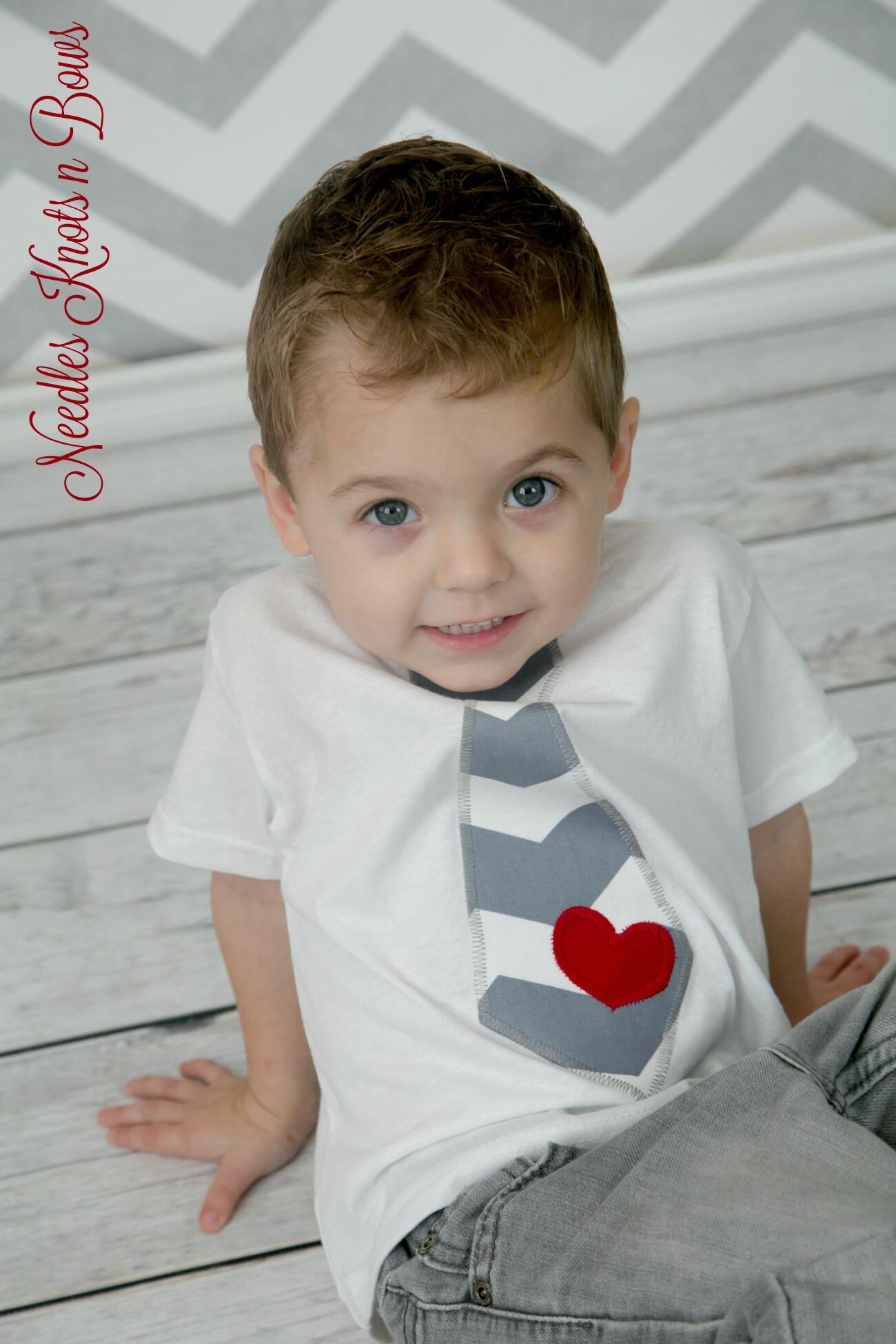 Boys Valentines Day Shirt Baby Boys First Valentines Day Onesie