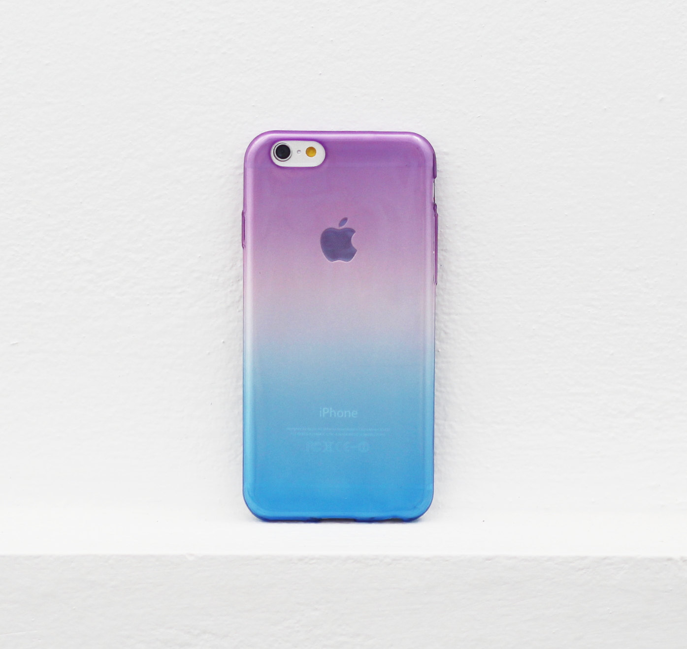 new product ed80a 7e766 Ombre iPhone case, purple iPhone 5 5s case, blue iPhone 6 6s case,  transparent iPhone 6 6s plus case, iPhone SE case