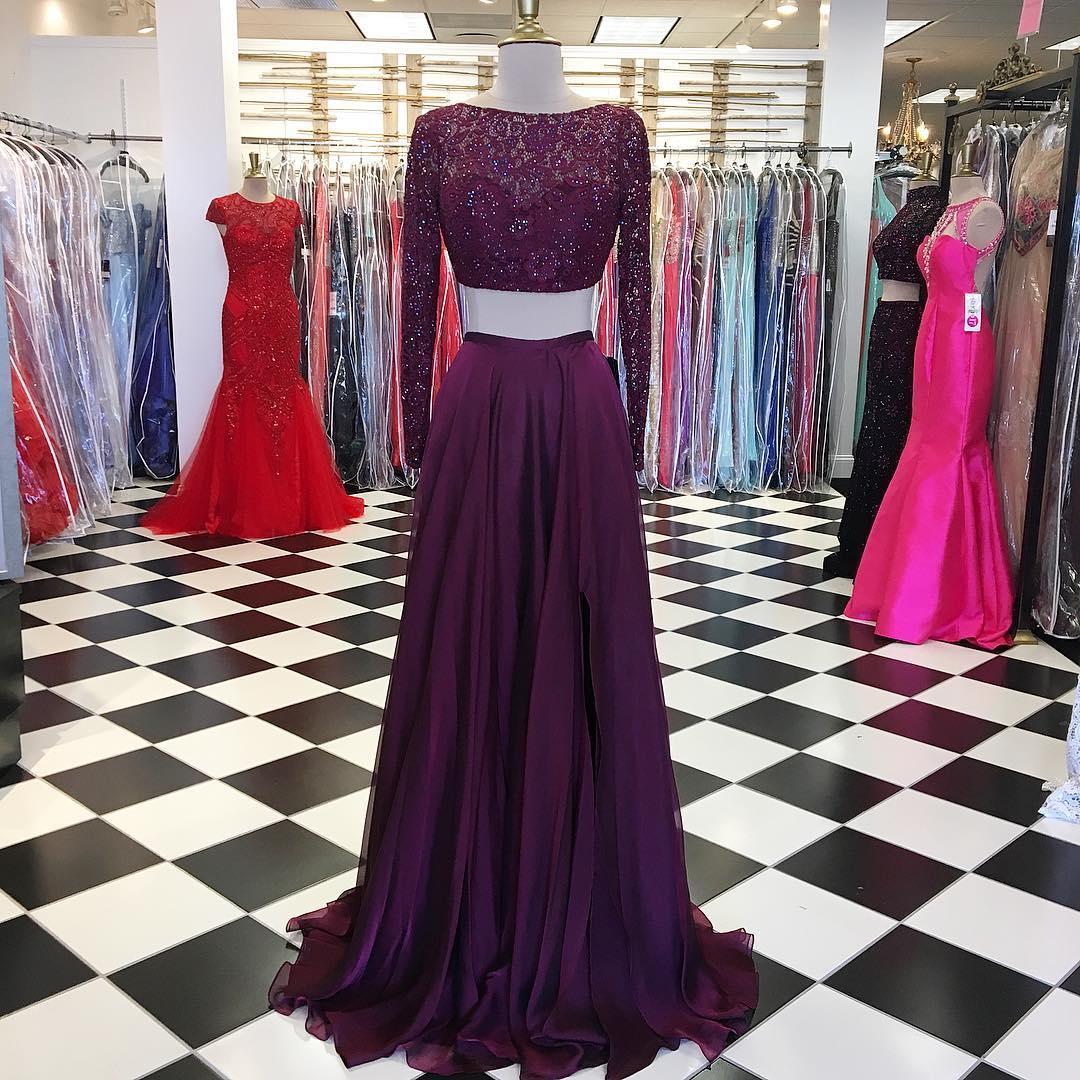 384d3d2fd13c Sexy Prom Dress