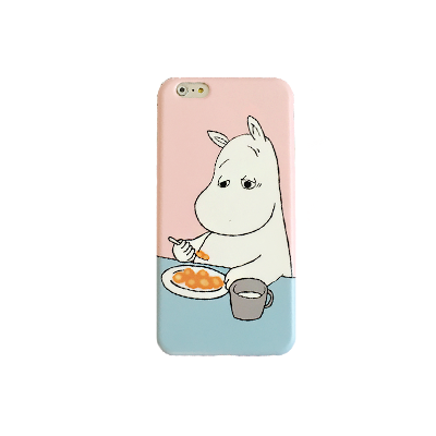 super popular 13037 2b7ba TIRED MOOMIN IPHONE CASE (7/7+/5/5S/SE,6/6S,6+/6S+) from Storeunic
