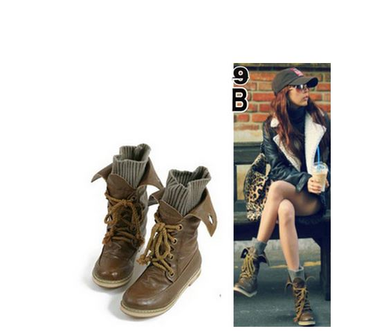 Fashion Snow Boots - Cr Boot
