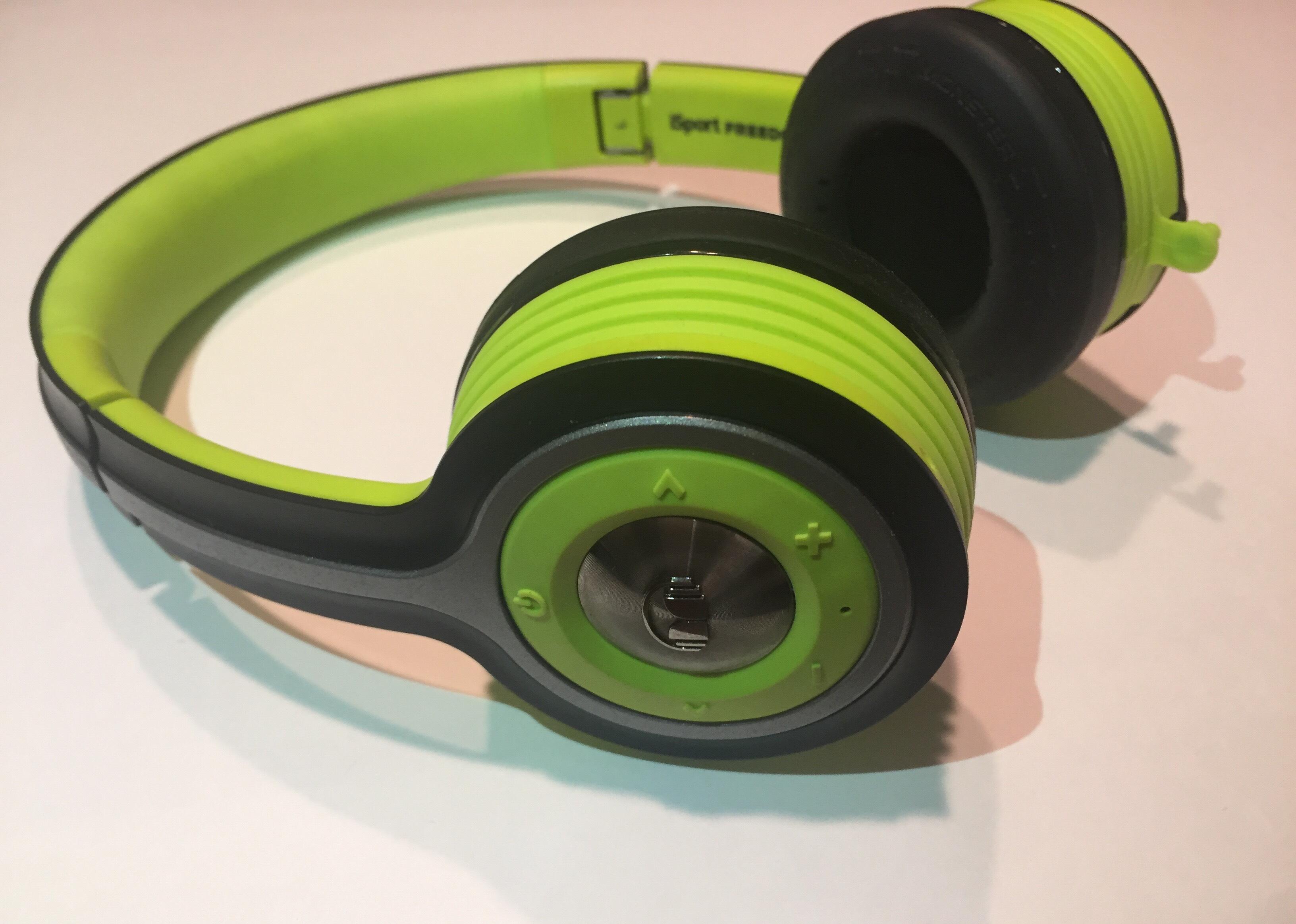 890db6a29fd Monster iSport Freedom Wireless Bluetooth On-Ear Headphones on Storenvy