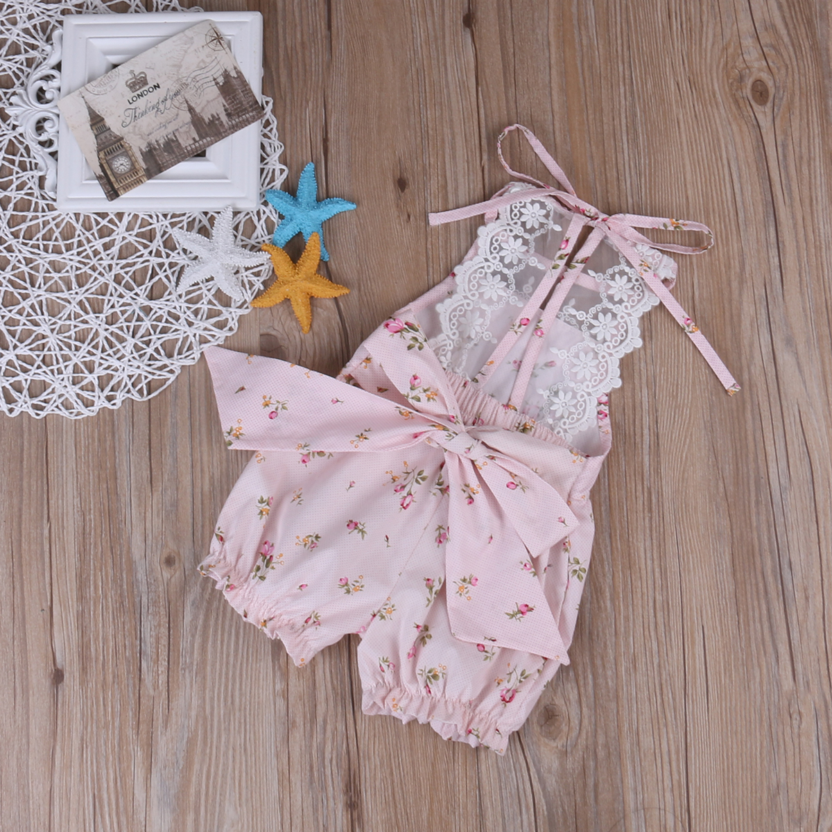 756cff87b Floral Lace Romper on Storenvy