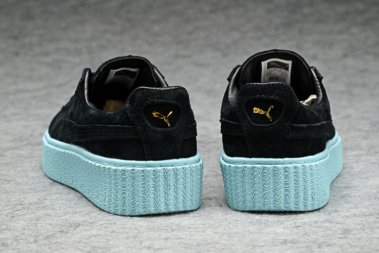 promo code d4e82 780a9 Fashion Shoes by fenty Women's Casual sneaker black from BELLDRESS