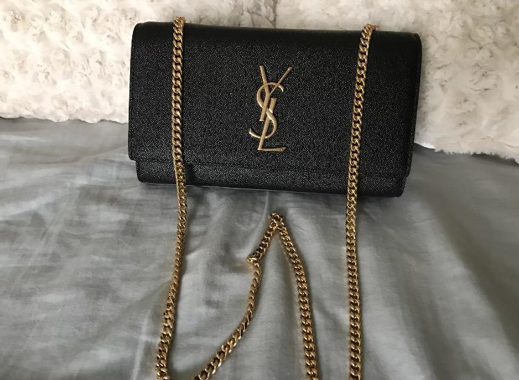 58eba86cc31 YSL Saint Laurent medium monogram Kate shoulder bag on Storenvy