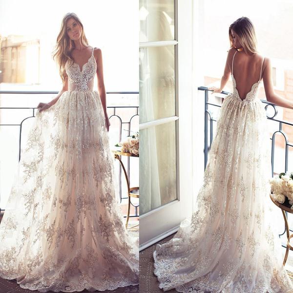2017 Wedding Dressesa Line Wedding Dresseslong Wedding Dress