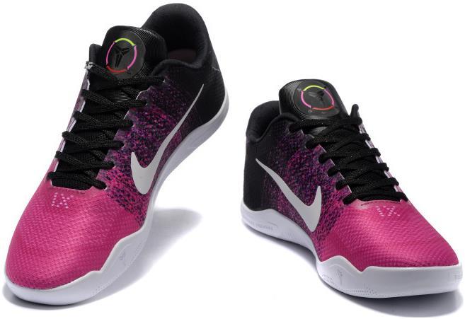 08b600414c70 Nike Kobe 11 Elite Pink White Black on Storenvy