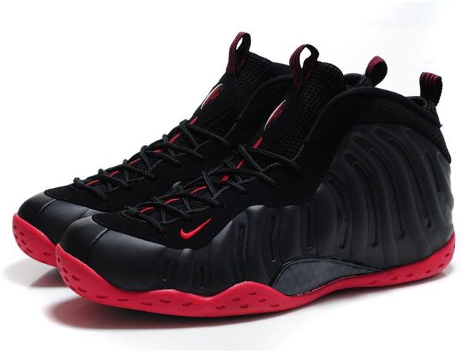half off e583d 42b13 Nike Air Foamposite One LE Cough Drop black varsity red on S