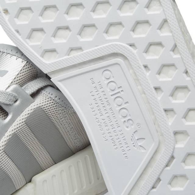 1a0def91ba589 ... Fashion nmd r1 raw gray silver women s casual shoes - Thumbnail 3 ...