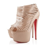 9bf74e52d339 Envy This Collect. Christian Louboutin Zoulou Heels · My Own Luxury  550.00