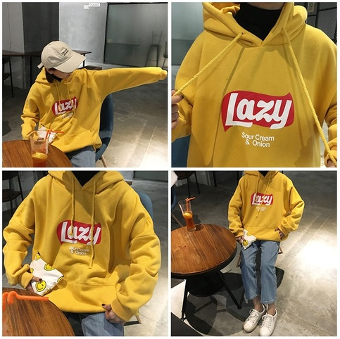 Lazy Hoodie Sweater On Storenvy