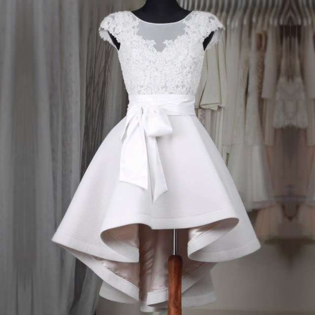 13480843a47 White Homecoming Dresses