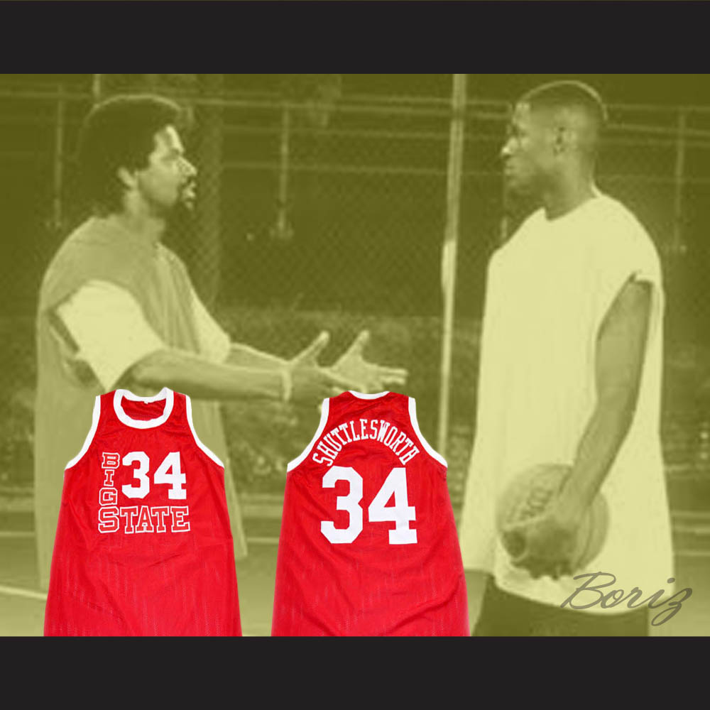 36a305c6397 ... Jesus Shuttleworth High School Basketball Jersey He Got Game Stitch All  Sizes - Thumbnail 2