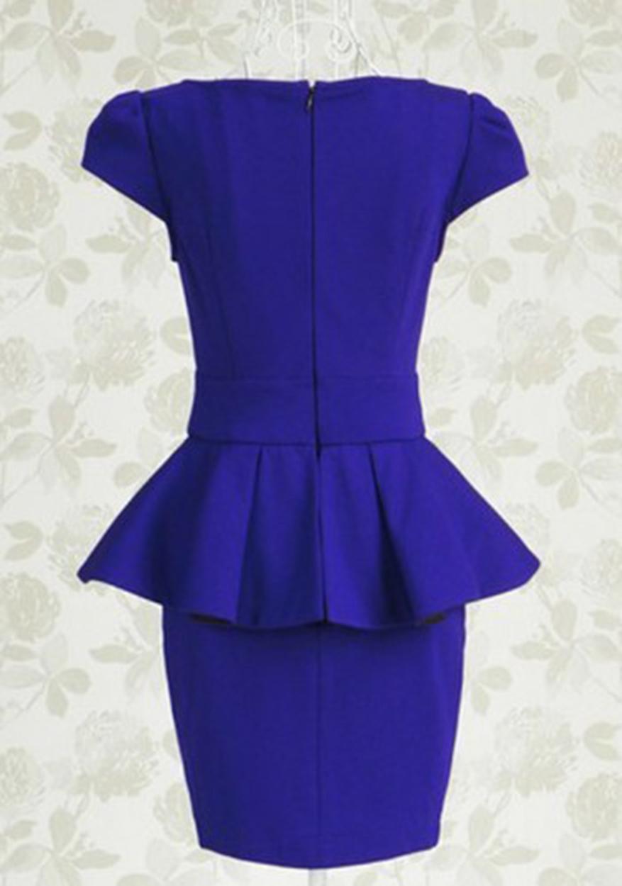 d19e25910b2 Classy Peplum Dresses - Gomes Weine AG