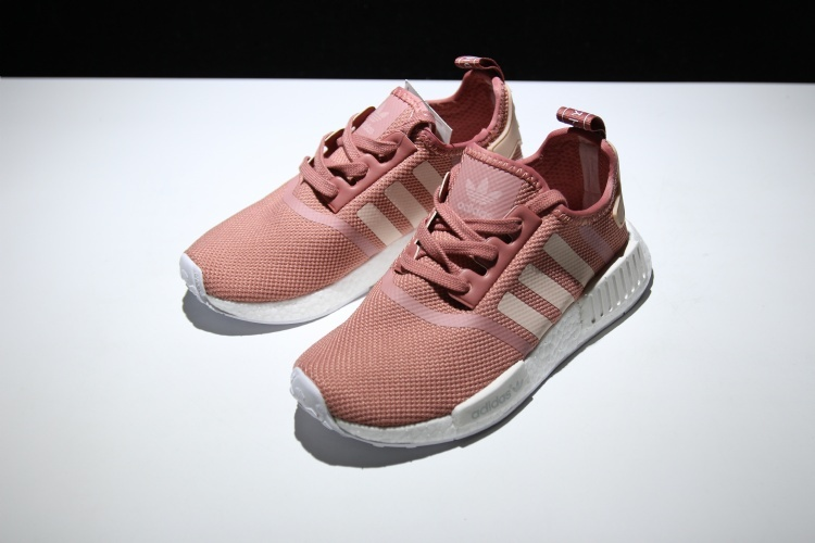 Adidas NMD R1 Boost Pink runner shoes on Storenvy 82f326f55