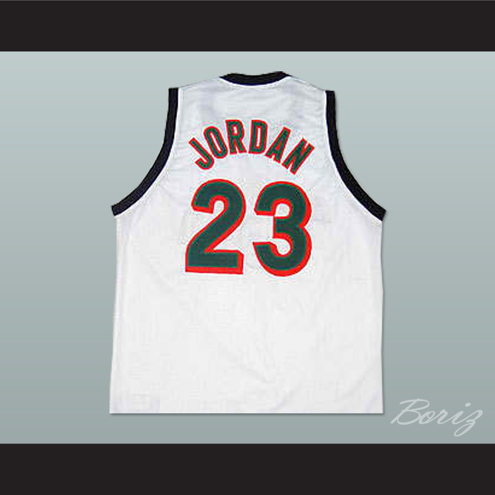 online store 198e4 891b8 Michael Jordan Space Jam Tune Squad Basketball Jersey New