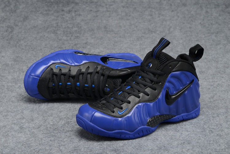 cheap for discount 6ae96 5dd71 Nike Air Foamposite Pro Hyper Cobalt Black Ben Gordon 624041-403 on ...