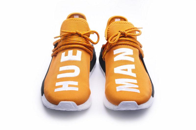 huge discount 172b2 7da48 Casual UA Unisex NMD HU Human Race Boost Orange Sport Running shoes Sneaker  sold by sport shoes