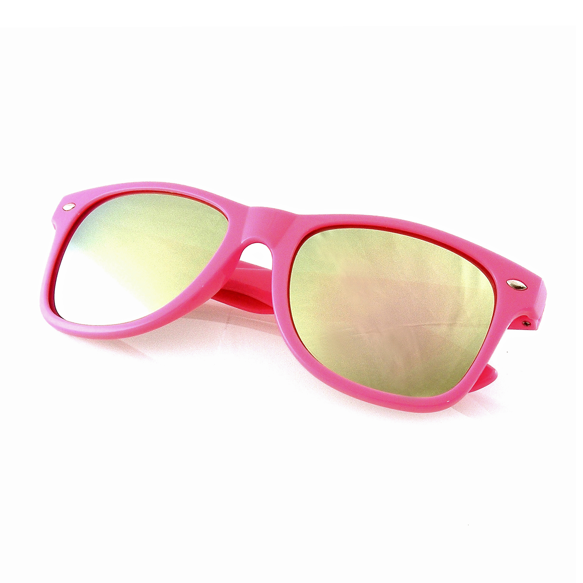 35f25c22cbf Flash Color Mirror Reflective Sunglasses · Emblem Eyewear · Online ...