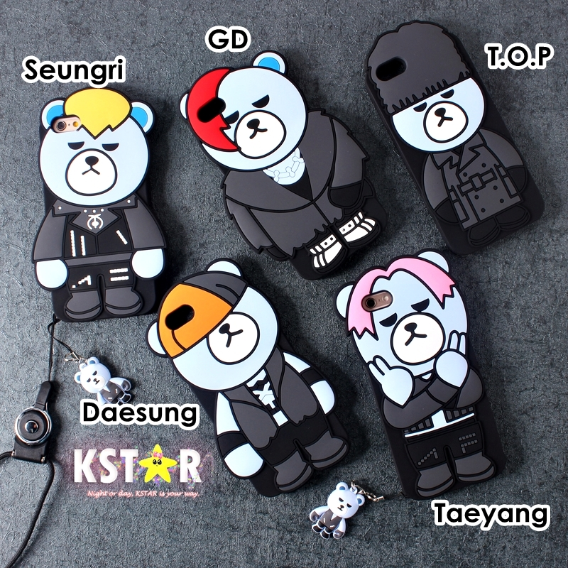 Bigbang Krunk Silicone Case K Star Online Store Powered By Storenvy