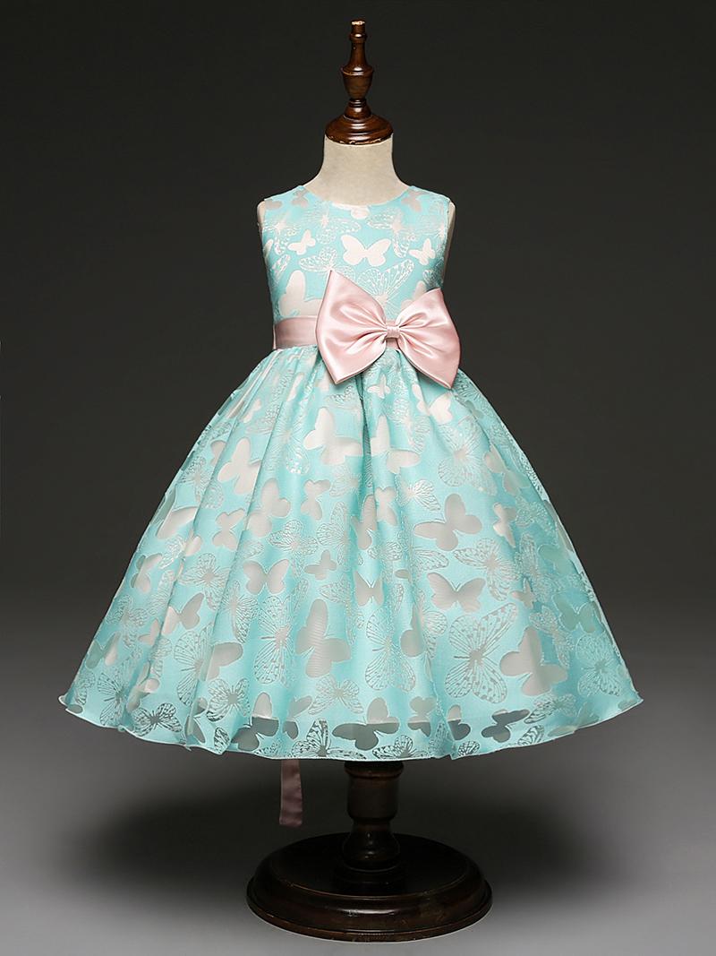 fc89367e Blue Wedding Party Flower Girl Dresses, Girls Princess Tutu Birthday  Holiday Dress #XCRC00325 on Storenvy