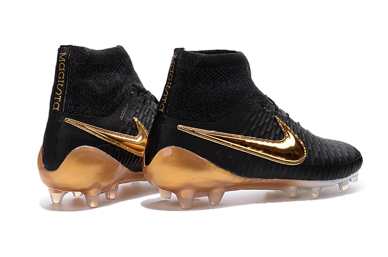 63fd5ac6f8c Cheap Nike Magista Obra FG with ACC Gold Black on Storenvy