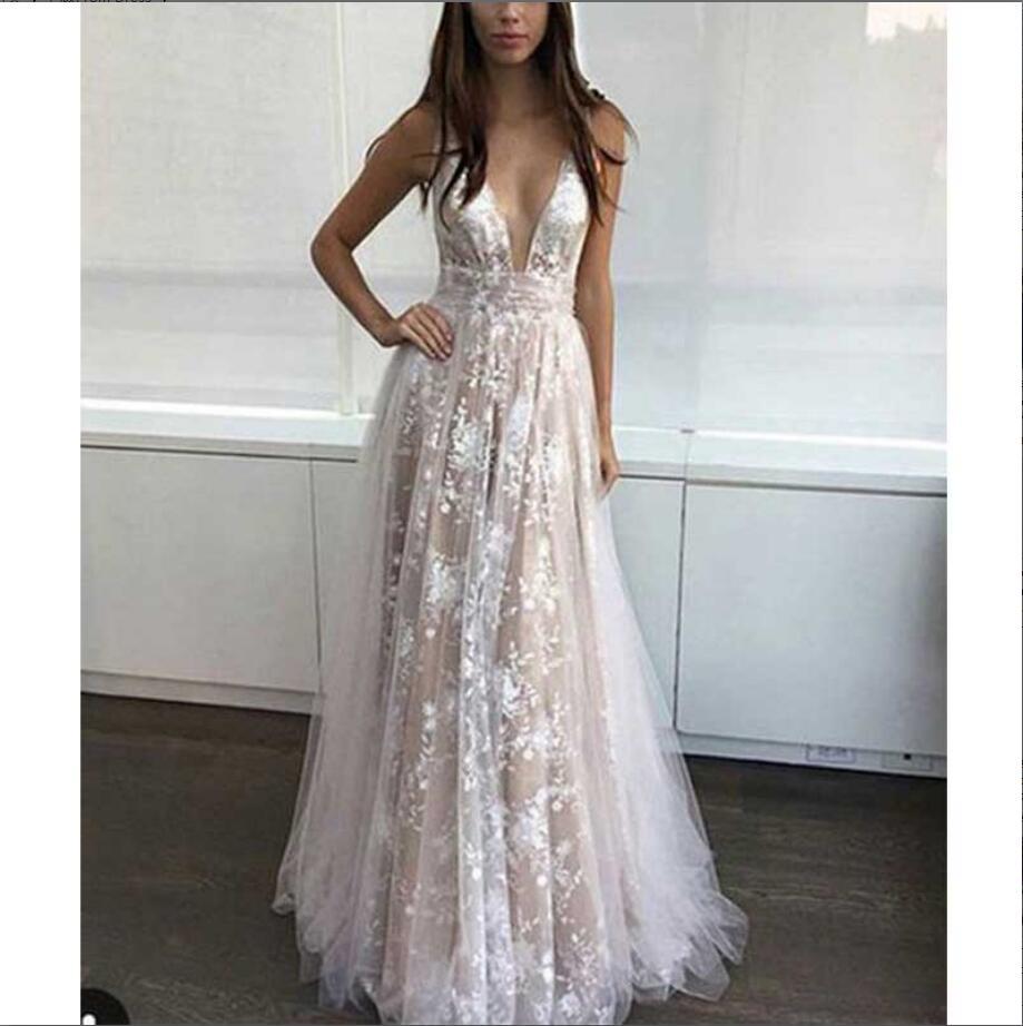 3b33c608bf Long Elegant Prom Dress - Gomes Weine AG