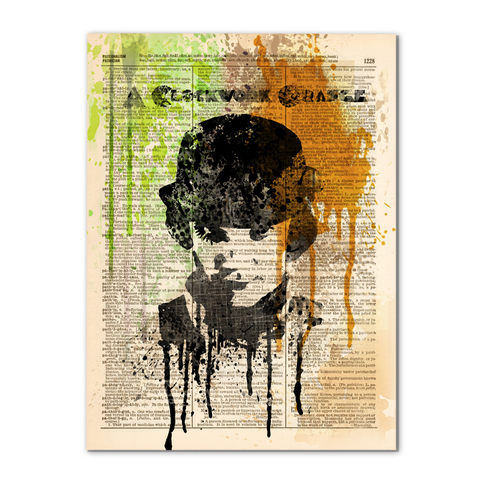 Dictionary Art print - A Clockwork Orange, film, Stanley ...