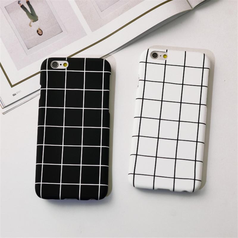 quality design 416bd 7e466 iPhone 7 Grid Phone Case